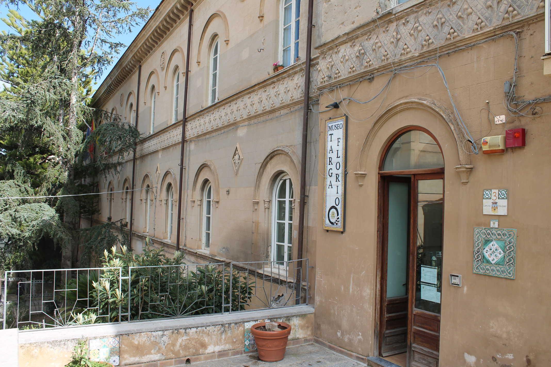 Museo Targa Florio di Collesano